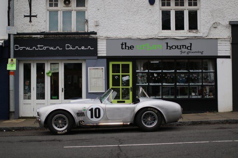 Brackley Classic Car Show