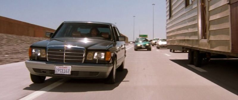 classic car, retro car, motoring, automotive, carandclassic, carandclassic.co.uk, die hard, k-9, arrested development, lethal weapon, W126, Mercedes-Benz, Benz, Mercedes, W126, S Class, Mercedes-Benz S Class