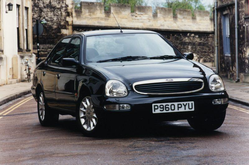 Guilty Pleasures – The Ford Scorpio