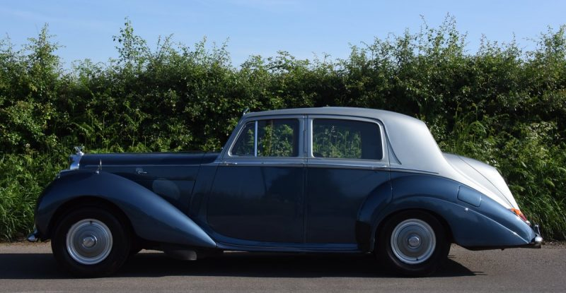 Bentley, Bentley R Type, R Type, Rolls Royce, classic car, barn find, project car, retro car, restoration project, luxury car, carandclassic, carandclassic.co.uk
