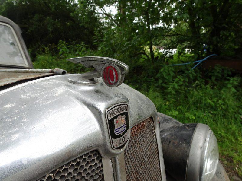 1937 Morris 10/4 – Project Profile