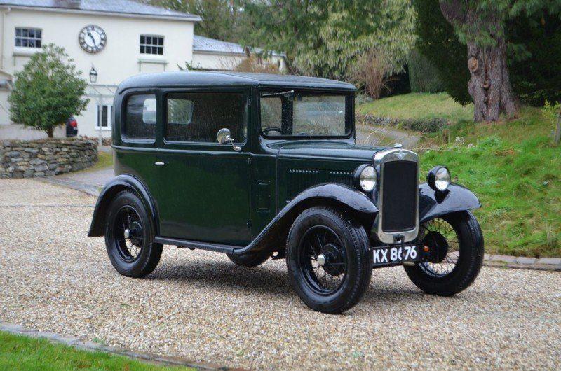 Austin, Austin 7, baby austin, motoring, automotive, Herbert Austin, vintage car, pre-war car, carandclassic, carandclassic.co.uk, BMW Dixi, Dixi, Nissan, Austin special, Brooklands