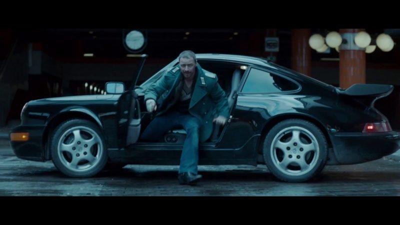 Porsche, Porsche 911, 911, Atomic Blonde, Death Race, Bad Boys, Commando, motoring, automotive, classic Porsche, retro Porsche, Classic 911, movie car, carandclassic, carandclassic.co.uk, retro car, classic car