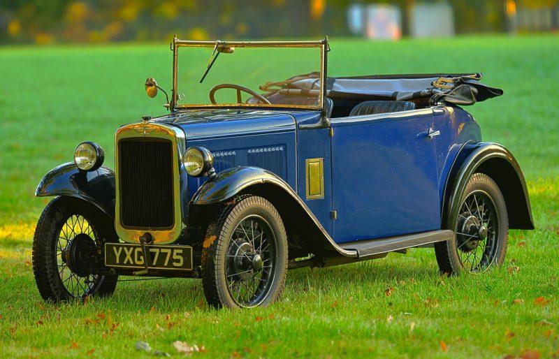 The Austin 7 – Car & Classic Heroes