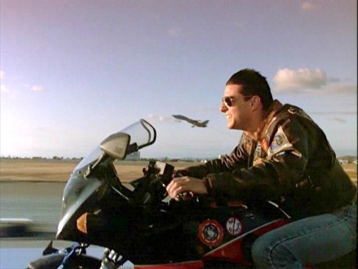 Terminator 2, The Matrix Reloaded, Tomorrow Never Dies, The Great Escape, Top Gun, motoring, automotive, motorcycle, classic motorcycle, classic bike, Harley Davidson, Kawasaki, Triumph, BMW, Ducati, Jim Blackstock, movie bike, carandclassic, carandclassic.co.uk