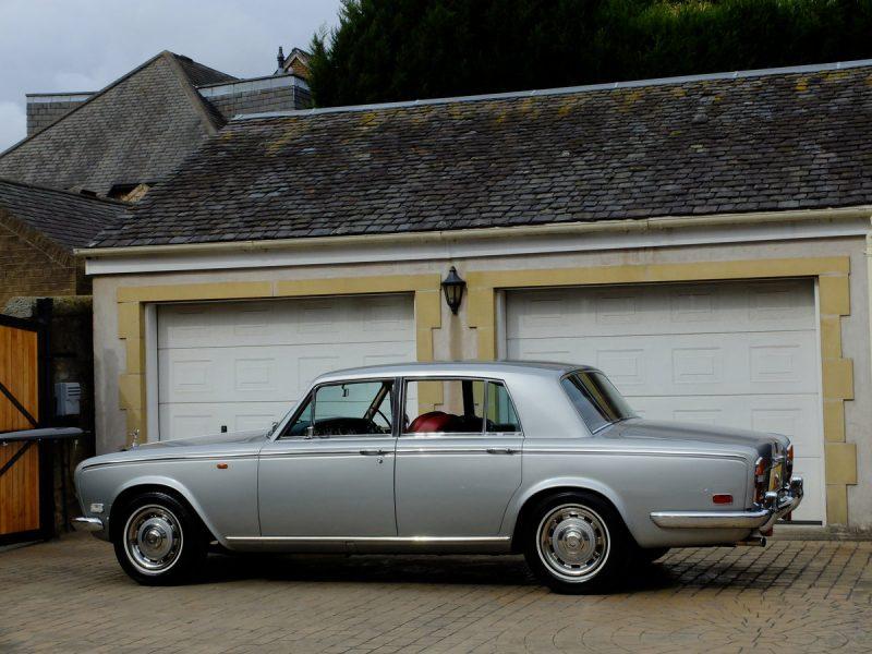 Rolls, Rolls Royce, Rolls Royce Silver Shadow, Silver Shadow, classic Rolls Royce, Rolls, luxury car, Silver Shadow I, classic car, retro car, motoring, automotive, car and classic, carandclassic.co.uk