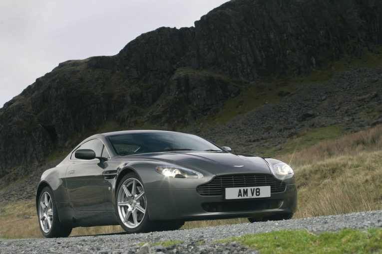 Aston Martin, Vantage, Aston Martin Vantage, V8 Vantage, V8, classic car, modern classic, car and classic, carandclassic.co.uk, motoring, automotive, V8 Vantage buying guide, retro car, Aston, James Bond