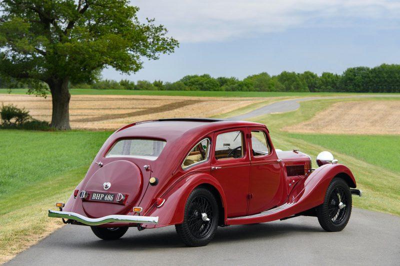 Riley, Riley kestrel, Kestrel, motoring, automotive, vintage car, pre war car, classic car, straight six, luxury car, car and classic, carandclassic.co.uk