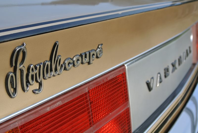 Royale, Vauxhall, Vauxhall Royale, Opel, Monza, Opel Monza, classic Vauxhall, retro Vauxhall, classic car, retro car, motoring, automotive, classic, retro, car and classic, carandclassic.co.uk