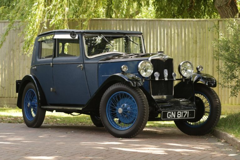 Riley, Riley Alpine, Riley 14/6, pre-war car, vintage car, classic car, retro car, motoring, automotive, car and classic, carandclassic.co.uk