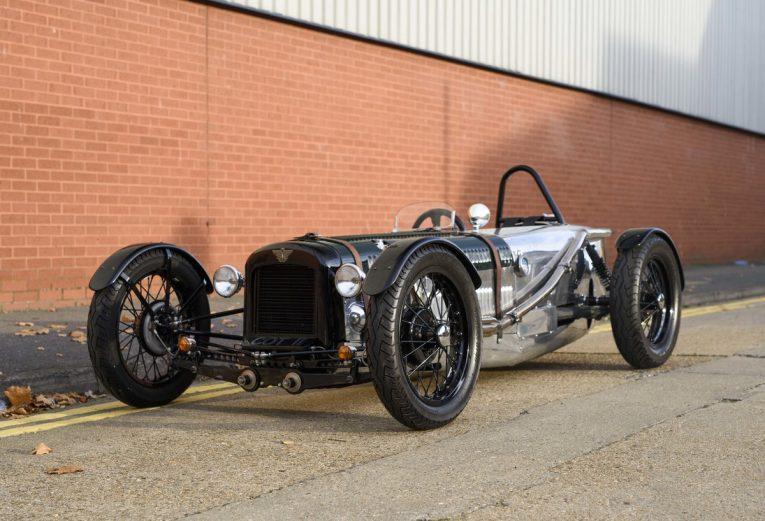 Austin, Austin 7, Race car, special, supercharged, motoring, automotive, pre-war, post-war, motorsports, motorsport, classic car, retro car, vintage car, cmpetition car, carandclassic.co.uk, car and classic