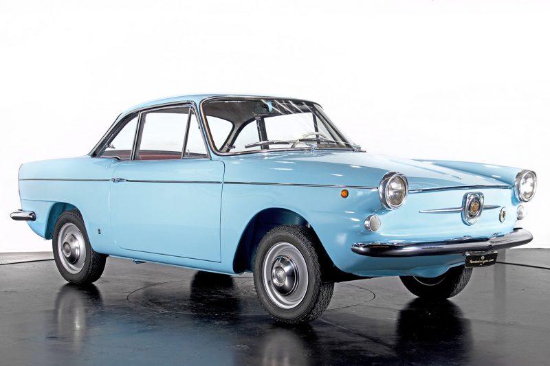 Fiat, Fiat Vignale Coupe, Vignale, Fiat 600D, 600D, Fiat 750, 750 coupe, classic car, retro car, restoration project, barn find, motoring, automotive, carandclassic, car and classic, fiat