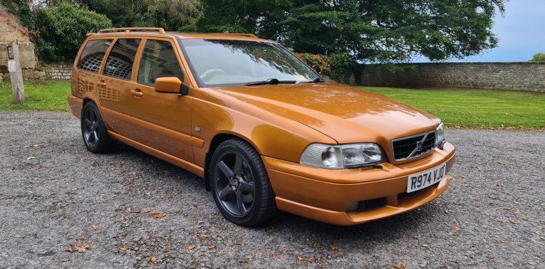 Volvo, volvo v70r, v70r, t5, volvo t5, volvo btcc, btcc, classic car, modern classic, retro car, carandclassic, carandclassic.co.uk, motoring, automotive, oldtimer,