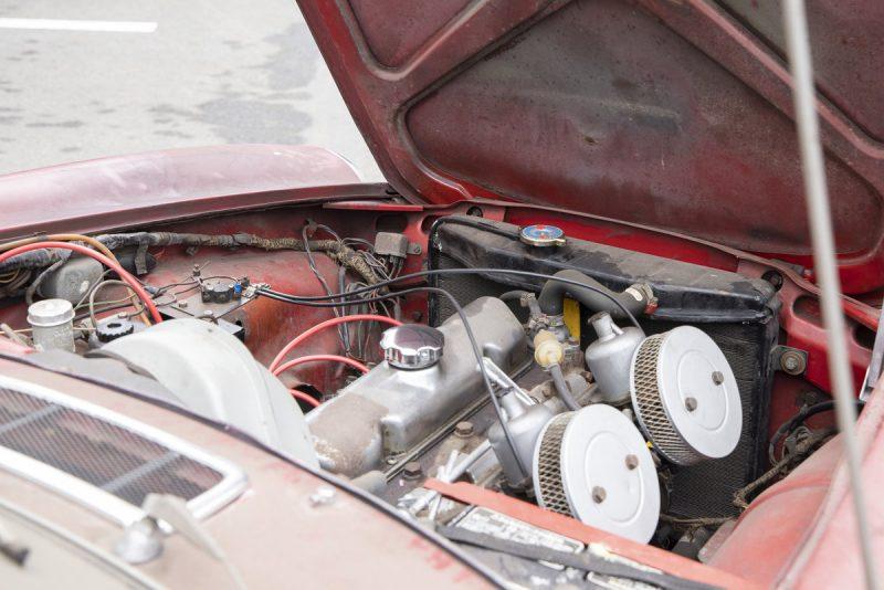 Volvo, P1800, Volvo P1800, The Saint, Simon Templar, classic Volvo, retro Volvo, motoring, automotive, project car, restoration, restoration project, barn find, car and classic, carandclassic.co.uk