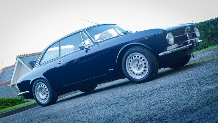 Junior, GT Junior, Alfa, Alfa Romeo, Alfa Romeo GT Junior, GTV, motoring, automotive, Italian car, classic car, retro car, car and classic car and classic auctions, carandclassic.co.uk,