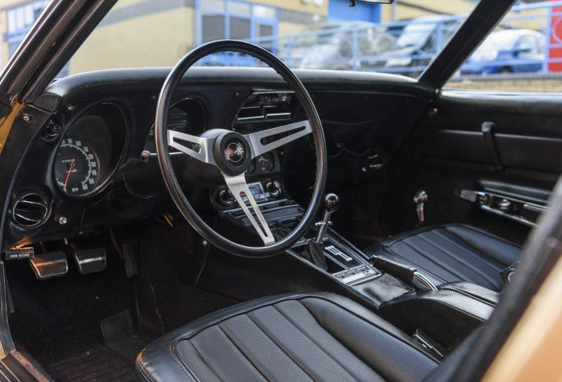 Chevrolet Corvette, Chevrolet, Corvette, Stingray, Corvette Stingray, V8, muscle car, NASA, car and classic, carandclassic.co.uk, motoring, automotive, classic car, retro car, american car