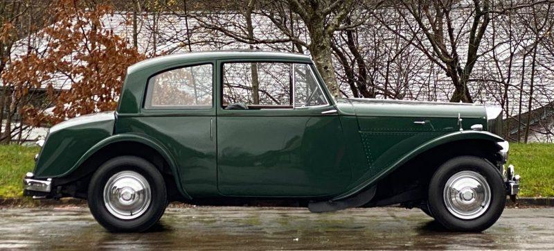 Bentley, Bentley Mk VI, Bentley custom, Roderick McLeod, McLeod, motoring, automotive, custom car, bespoke car, hot rod, motoring automotive, car and classic , carandclassic.co.uk,