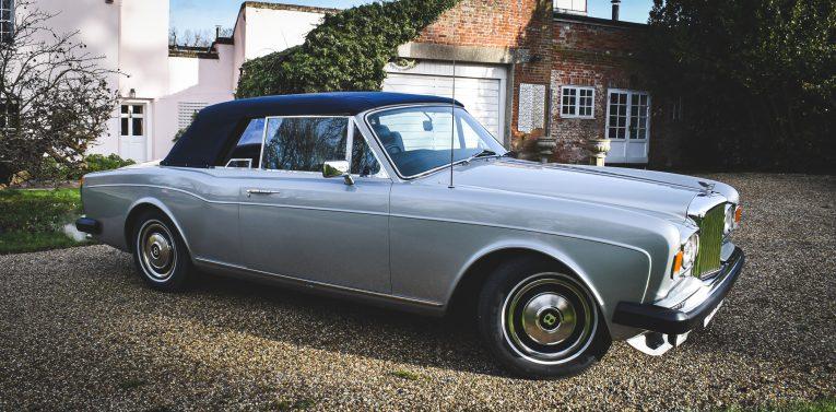 Bentley, Bentley Corniche, Corniche, Rolls Royce, Rolls Royce Corniche, drophead, convertible, classic car, retro car, car and classic, car and classic auctions, carandclassic.co.uk, motoring, automotive, car, cars, auction car