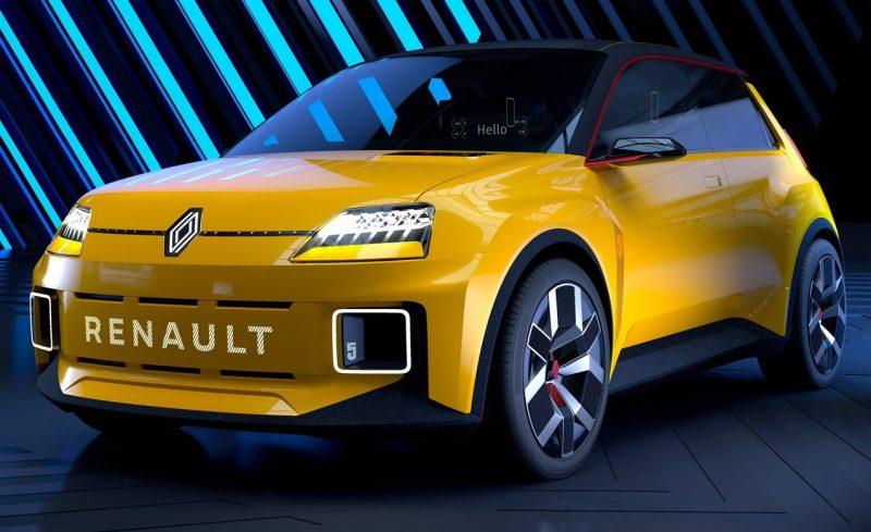 5, Renault, Renault 5, electric car, Renault 5 GT Turbo, Renault 5 Turbo, Gordini, hot hatch, turbo, Golf GTi, Volkswagen Golf GTi, classic car, retro car, motoring, automotive, carandclassic.co.uk, car and classic,