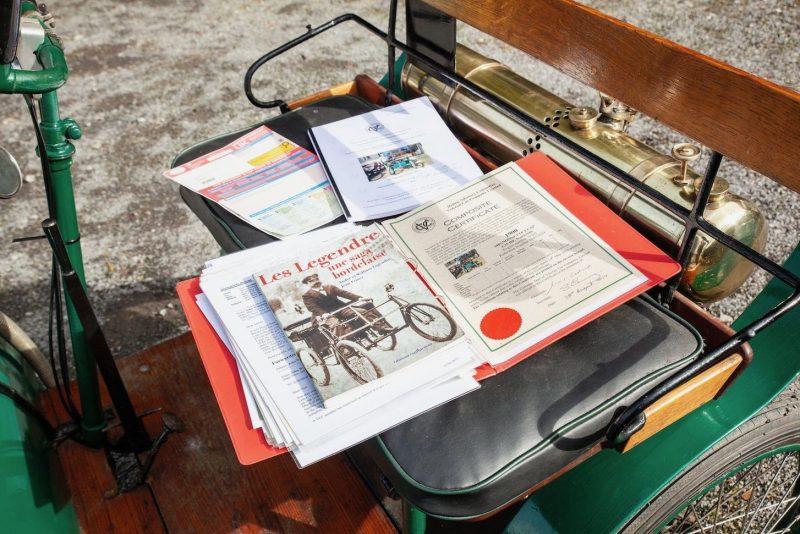 Mignonette, cyclecar, vintage car, pre war car, motoring, automotive, classic car, retro car, DeDion Buton, motoring, automotive, carandclassic.co.uk, car and classic