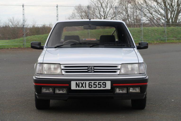 Peugeot, 309, 309 GTi, Peugeot 309 GTi, 205 GTi, Peugeot 205 GTi, hot hatch, Golf GTi, classic car, retro car, motoring, automotive, car and classic, carandclassic.co.uk, French car,