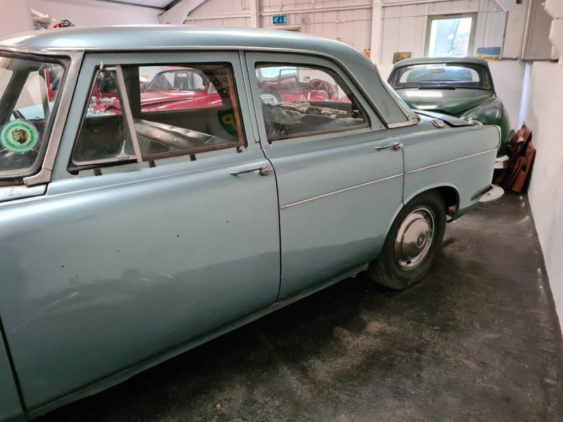 Rover, P5, Rover P5, classic car, retro car, motoring, automotive, clasic car, retro car, barn find, restoration project, British classic, car and classic, carandclassic.co.uk