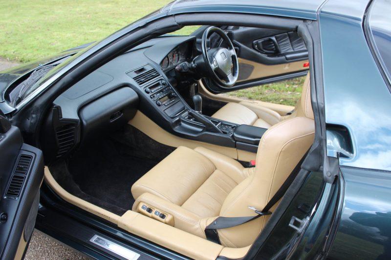 NSX, Honda NSX, Honda, Vtec, supercar, sports car, V6, Ayrton Senna, motoring, automotive, car and classic, carandclassic.co.uk, car, cars