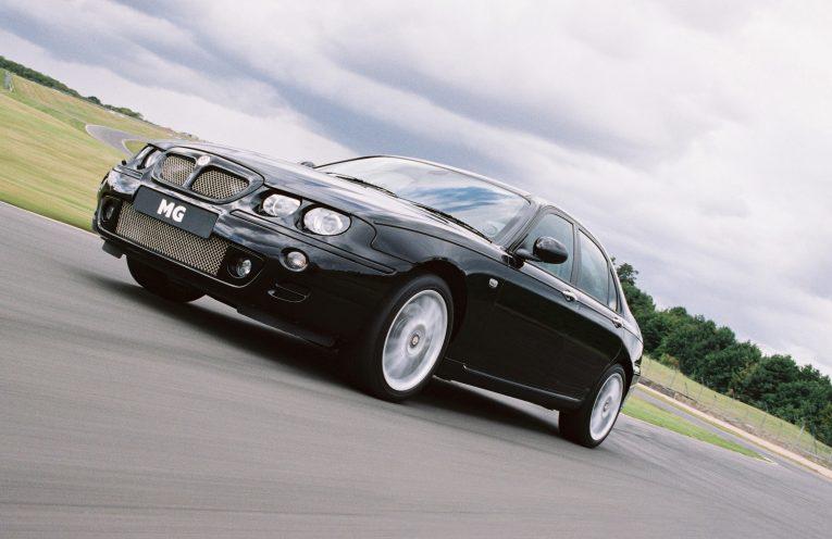 MG, ZT, MG ZT, Rover, Rover 75, 75, Cowley, Longbridge, classic car, retro car, modern classic, motoring, automotive, car and classic, carandclassic.co.uk, motoring, automotive