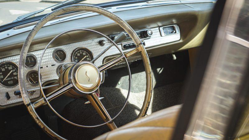Studebaker, President, Studebaker President Speedster, Speedster, Ford, Ford Thunderbird, Thunderbird, Corvette. Chevrolet Corvette, V8, American car, classic car, retro car, motoring, automotive, Car and Classic Auctions, Car and Classic, carandclassic.co.uk, motoring, automotive,