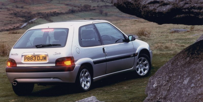 Citroën, Saxo, Saxo VTR, Saxo VTS, VTR, VTS, Citroen Saxo VTR, Citroen Saxo VTS, hot hatch, max power, modern classic, future classic, hot hatch, 106, 106 GTI, Peugeot, Peugeot 106, AX, Citroen AX, motoring, automotive, classic car, retro car, car and classic, carandclassic.co.uk