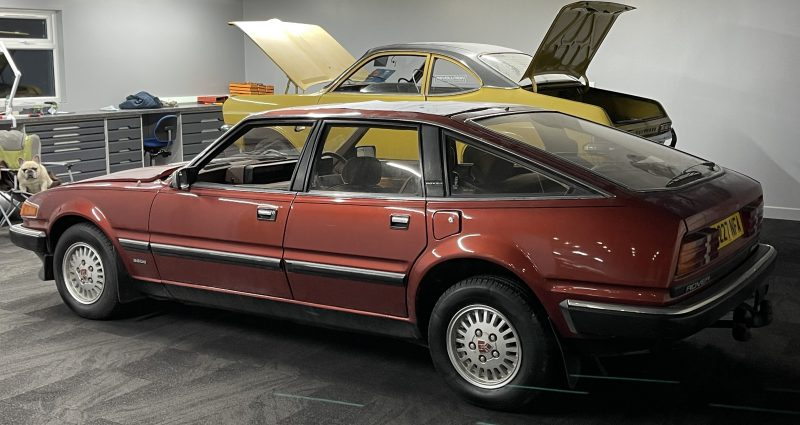 classic car, retro car, straight-six, straight-six engine, W123, BMW, Jaguar, Jeep, Jeep Cherokee, Jeep Limited, Jaguar XJ, Mercedes-Benz, Ford, Ford Zephyr, Rover, Rover SD1, SD!, car and classic, carandclassic.co.uk