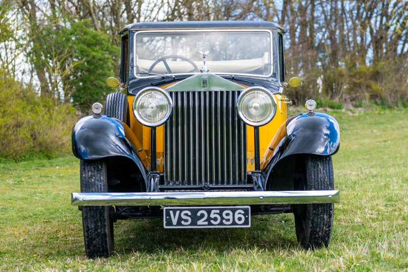 Rolls-Royce, 20/25, Rolls-Royce 20/25 Pullman Landaulette, Rolls-Royce Barker, darling buds of may, motoring, automotive, classic car, vintage car, pre-war car, 20/25, car and classic, car and classic auctions, carandclassic.co.uk, retro car, Landaulette, car, cars, auction car