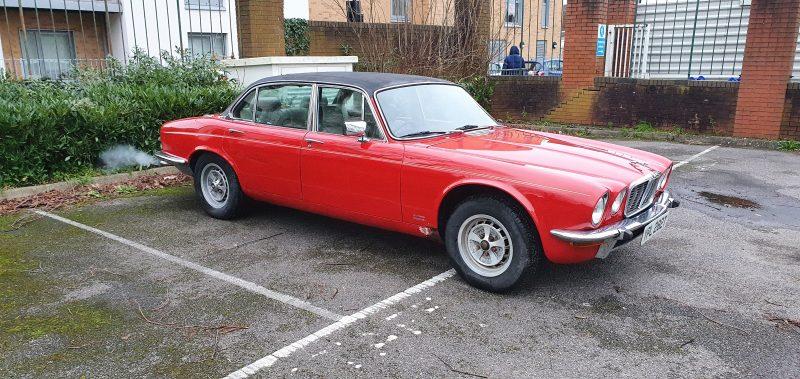 jaguar, jaguar xj6, xj6, classic car, retro car, motoring, automotive, barn find, restoration project, restoration, project car, retro car, classic car, carandclassic.co.uk, car and classic