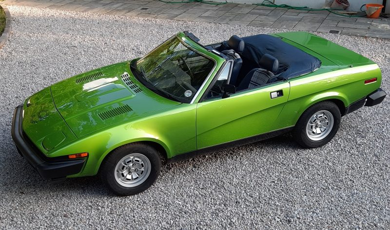 TR7, Triumph, Triumph TR7, TR7 Sprint, Triumph 16 valve, 16 valve, classic car, retro car, motoring, automotive, car and classic, carandclassic.co.uk