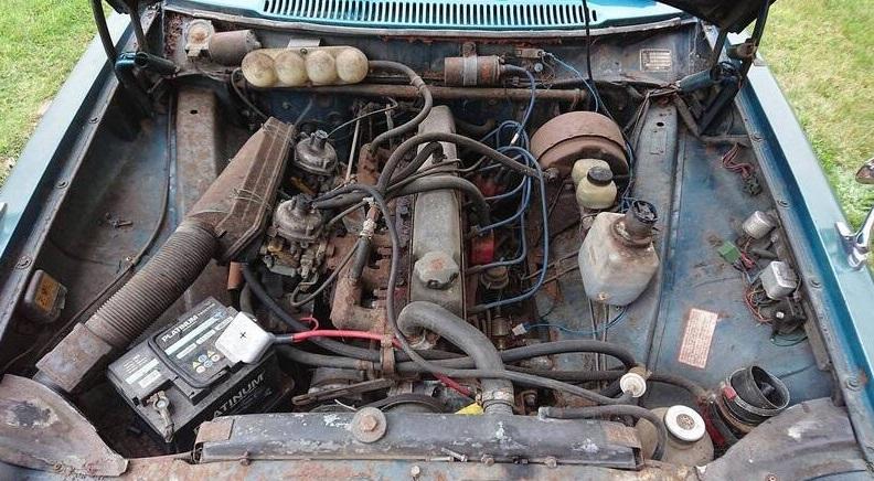 164, Volvo, Volvo 164, classic car, retro car, motoring, automotive, car and classic, carandclassic.co.uk, project car, restoration project, barn find, classic Volvo, retro Volvo