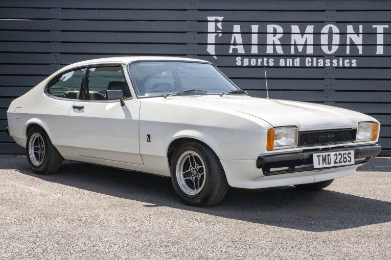 Capri, Ford, Ford Capri, Capri 2.0S, 2.0S, Dagenham, retro ford, classic ford, motoring, automotive, car and classic, carandclassic.co.uk, retro, classic, Essex