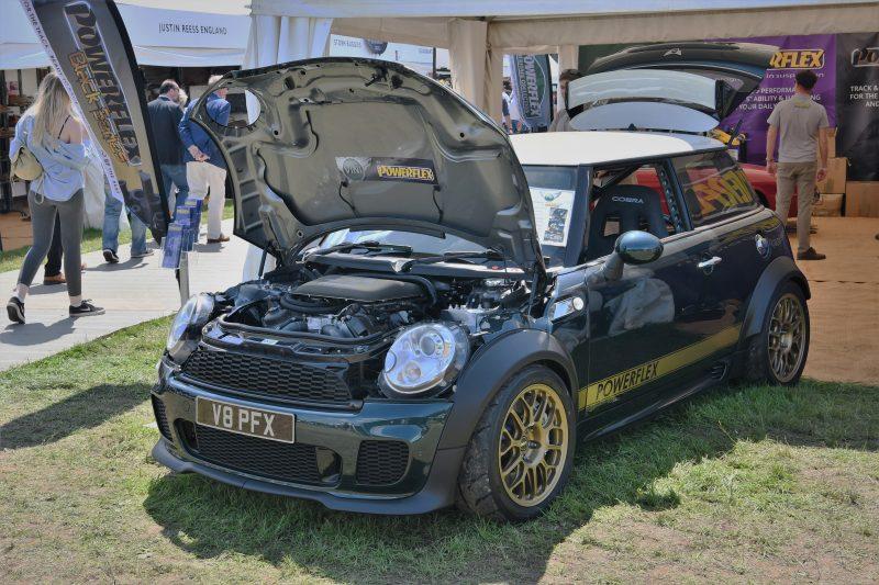 Goodwood Festival of Speed, Goodwood, Festival of Speed, FOS, Jaguar, E Type, Iconiq 5, Hyundai, Lancia, motoring, automotive, car and classic, carandclassic.co.uk