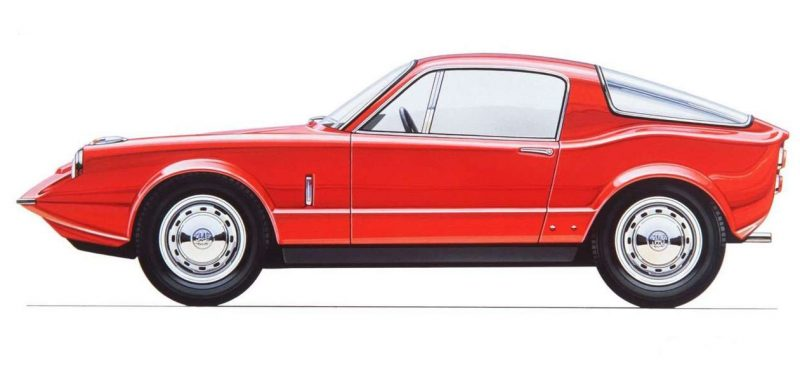 Saab, Sonett, Saab Sonett, sweden, swedish car, sports car, classic car, retro car, motoring, automotive, car and classic, carandclassic.co.uk,