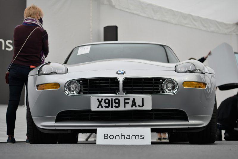 Goodwood Festival of Speed, Goodwood, Festival of Speed, FOS, Jaguar, E Type, Iconiq 5, Hyundai, Lancia, motoring, automotive, car and classic, carandclassic.co.uk, Z8, BMW Z8