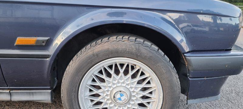 E30, BMW, 325i, Touring, BMW E30, BMW E30 Touring, project car, restoration project, motoring, automotive, car and classic, carandclassic.co.uk, retro, classic, classic BMW, BMW 325i