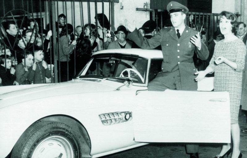 BMW, 507, bmw 507, elvis presley, sports car, classic car, retro car, motoring, automotive, car and classic, carandclassic.co.uk