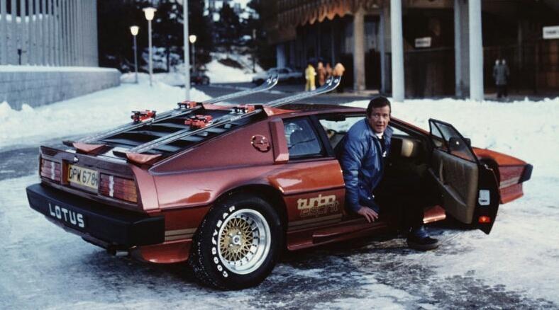 Lotus Esprit, Lotus Esprit Turbo, For Your Eyes Only, James Bond, James Bond car, motoring, automotive, Lotus, Lotus cars, classic car, retro car, restoration project, barn find, car and classic, carandclassic.co.uk