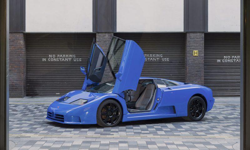 Bugatti, EB110, Bugatti EB110, ss, V12, Italian car, motoring, automotive, rare car, supercar, classic car, car and classic, carandclassic.co.uk