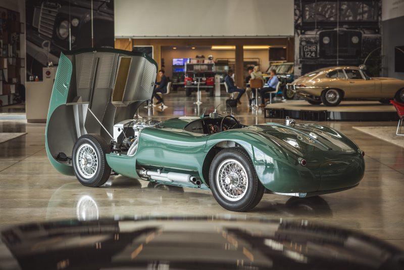 C Type, Jaguar, Jaguar C Type, Jaguar Continuation, continuation, replica, classic car, retro car, motoring, automotive, classic car, retro car, car and classic, carandclassic.co.uk, mark smyth, British car,
