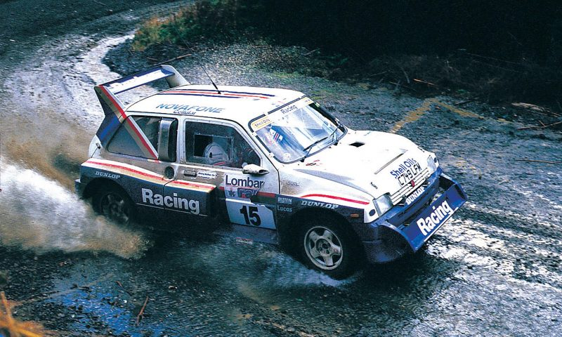 automotive, 6R4, Car and Classic, carandclassic.co.uk, MG, Metro, MG Metro 6R4, Metro 6R4, classic car, Group B, Homologation, Lancia, audi, motoring, motorsport, Quattro, rally car, retro car, rally